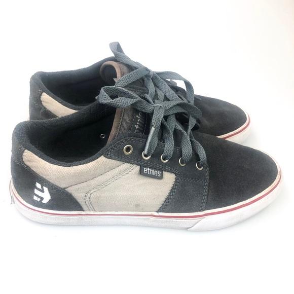 d92d341260c2e Etnies   Barge LS Skate Shoes Gray Men's Size 8
